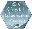 Crystal Achievement Award 2007